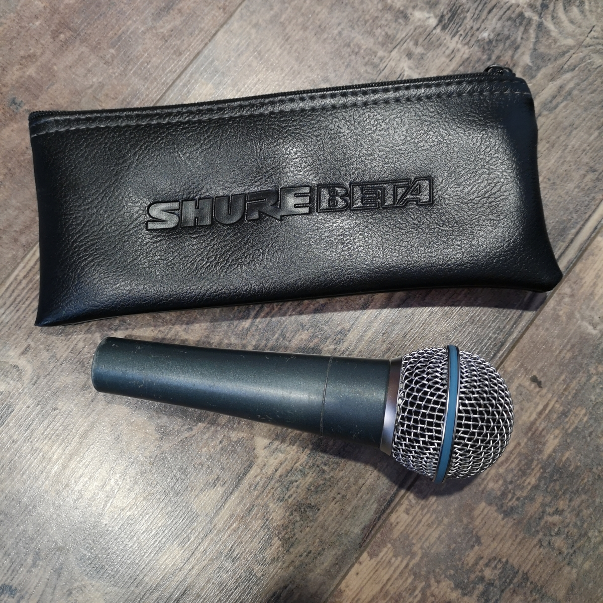 Shure Beta 58a Doccasion