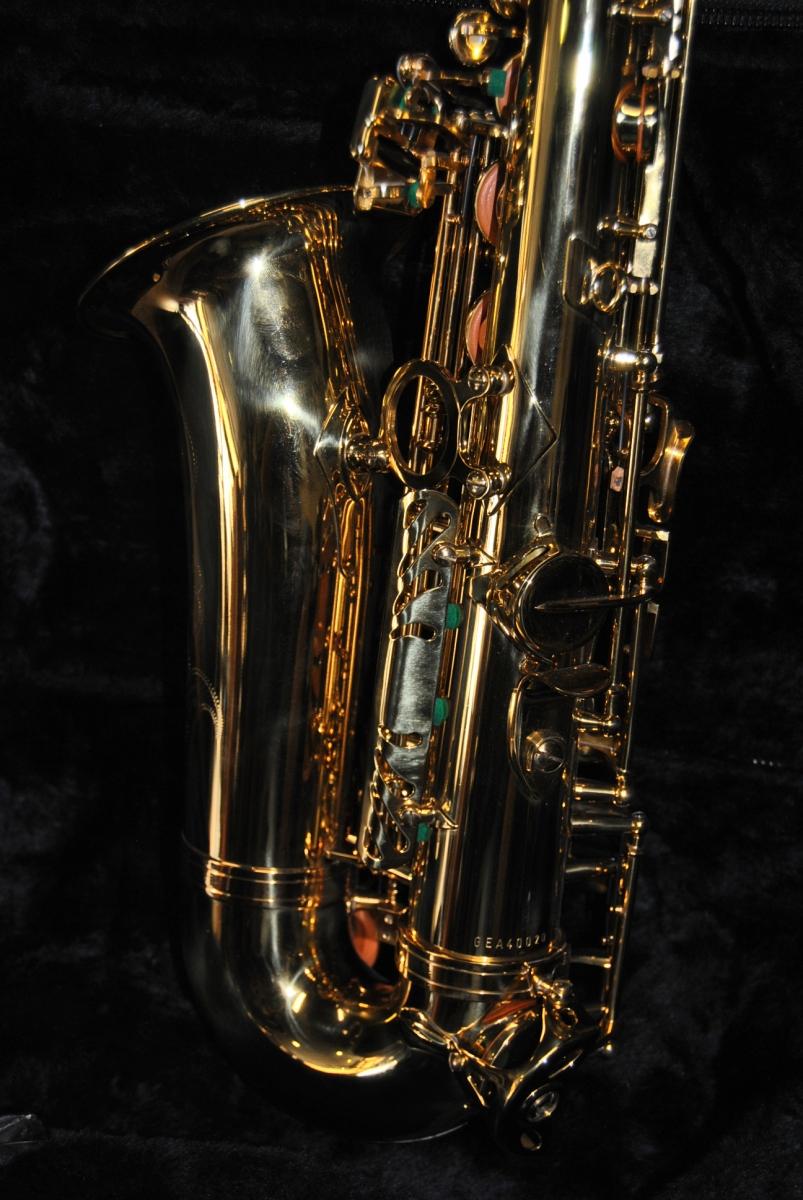 evette by julius keilwerth saxophone alto d 39 occasion evette. Black Bedroom Furniture Sets. Home Design Ideas